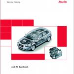 Audi A3 Sportback программа самообучения.