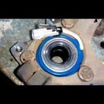 Замена передней ступицы и ремонт рычага Chery Elara. Видео
